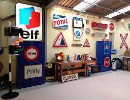 amenagement garage auto de garage vintage