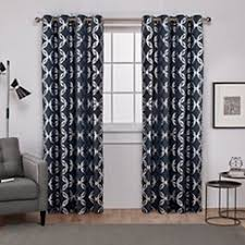 Silver And Blue Curtains Curtains Curtains And Drapes Kirklands