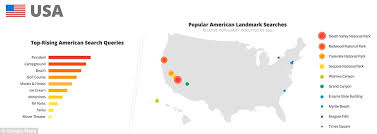 map of us vacation spots outdoor pursuits and national parks top google list of america u0027s