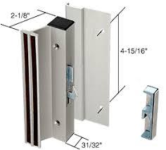 Patio Door Handle Replacement Marvelous Sliding Patio Door Handles With Lock Gallery Ideas