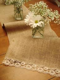 Burlap Lace Table Runner Lace Table Runners Lace Table Runner Table Cloth This Is An