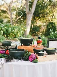 15 wedding buffet ideas for your reception