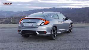 honda 2018 new car models great car 2018 honda civic coupe overview youtube