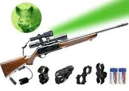green light for hog hunting orion predator h30 green led hog hunting light w optional rifle