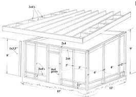 covered porch plans build a screened in porch or patio how to