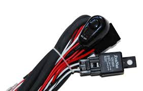 nissan altima 2013 hid fog lights amazon com ijdmtoy 1 universal fit relay harness wire kit with