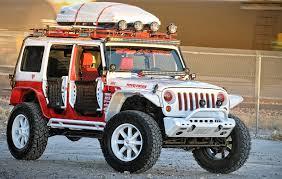 red jeep liberty 2007 dub magazine kao x red dirt road jeep jk