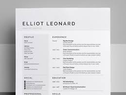 resumes with color don u0027t know why but these clean resumes with super simple color