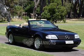 mercedes sl280 sold mercedes sl280 convertible auctions lot 30 shannons