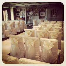 wedding seat covers make wedding chair covers or draped the home redesign