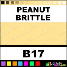 peanut brittle casual colors spray paints aerosol decorative