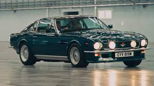 classic aston martin cars video an 83 million aston martin car collection plus empty hangers