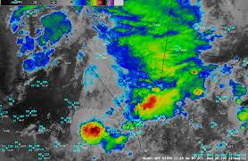 Lightning Strike Map Lightning Cimss Satellite Blog
