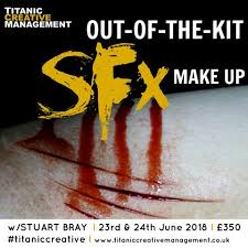 weekend makeup courses sfx and prosthetic makeup courses for beginners in uk