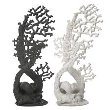 biorb fan coral ornaments