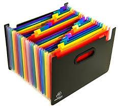 pochette bureau expanding file folder document a4 porte documents pochette de