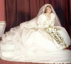 1985 wedding dresses diana