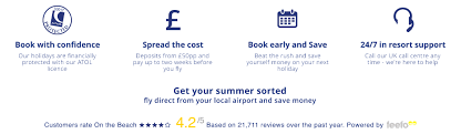 cheap deals book holidays with on the
