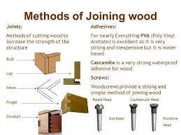 timber wood types properties joints and finishes ppt download
