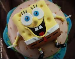 spongebob squarepants cake 2blue dogs u0027 blog