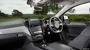 2016 mercedes benz gle class coupe gle350d uk spec interior