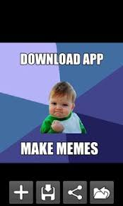 Meme Creatoe - advice animal meme creator apk download free comics app for