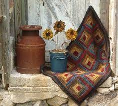 Wool Hook Rug Kits 102 Best Primitive Rug Hooking Patterns By Kari Miller Cameron