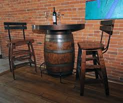 bar tables for sale barrel bistro table incredible wine bar intended for 6 lofihistyle