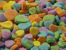 valentines day candy hearts those tiny candy hearts with s day sayings 170