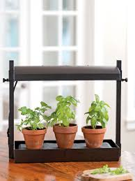 Indoor Herb Garden Kit Australia - indoor herb garden artificial light home outdoor decoration