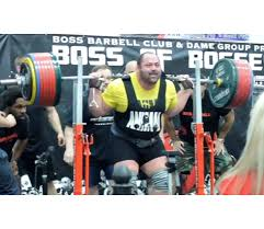 Bench Press World Record By Weight Watch Powerlifter Squats 1 036 Pounds Breaks World Record
