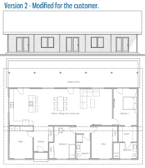 modified house plan customer home design express scripts