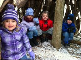 nature center offers variety of programs for preschoolers