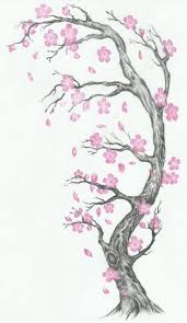 cherry blossom branch designs 1000 ideas about cherry tree