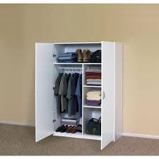 Clothes Cupboard Closet Ideas Portable Clothes Closet Photo Whitmor Extra Wide