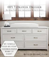 Best Woodworking Projects Beginner by Best 25 Dresser Plans Ideas On Pinterest Diy Dresser Plans Diy