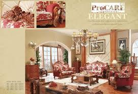 canapé couleur luxe antique italien style couleur tissu canapé ensemble pour