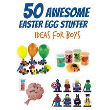 easter stuffers 50 unique creative easter egg stuffer ideas for boys so many
