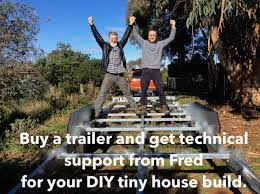 tiny house planning home fred u0027s tiny house trailers
