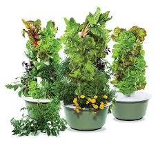 indoor hydroponic tower garden home outdoor decoration