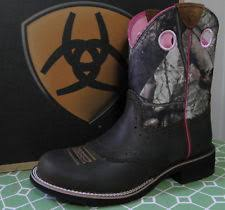 ariat s boots size 9 ariat leather s us size 9 ebay