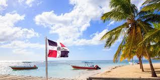 Dominican Republic Flag Dominican Republic Caraib Connexion Caribbean Hotels Rentals