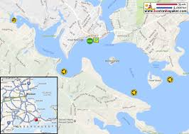 Put In Bay Map Boston Kayaker Kayaking On Onset Bay And Sunset Cove In East