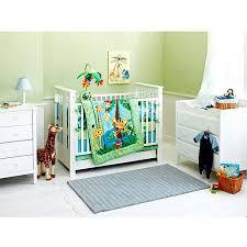 Rainforest Crib Bedding Fisher Price Forest 4 Crib Bedding Set Walmart