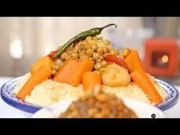 choumicha cuisine marocaine choumicha recette de couscous marocain aux légumes vf
