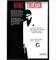 movie poster template ebook