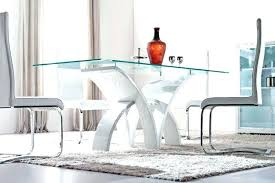 modern glass dining table quilted glass dining table for 8 dining table simple rustic dining table