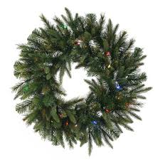 christmas reefs christmas wreaths pre lit traditional
