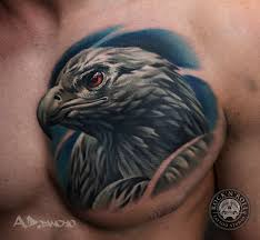 eagle chest tattoo art for your skin pinterest eagle chest