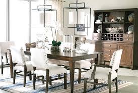 ethan allen dining room table leaf furniture reviews sets used